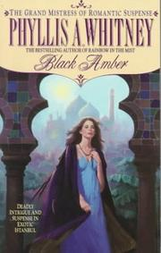 Cover of: Black Amber