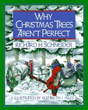 Cover of: Why Christmas trees aren't perfect