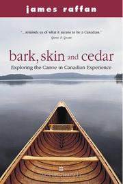Cover of: Bark, Skin and Cedar