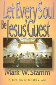 Cover of: Let every soul be Jesus
