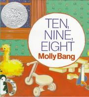 Cover of: Ten, nine, eight