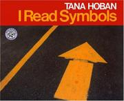 I Read Symbols by Tana Hoban