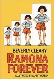 Cover of: Ramona forever