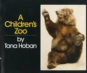 Cover of: A children's zoo