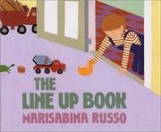 The line up book by Marisabina Russo