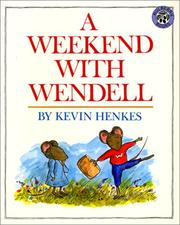 Cover of: A Weekend With Wendell