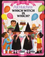 Cover of: Which witch is which? | Pat Hutchins