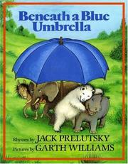 Cover of: Beneath a blue umbrella