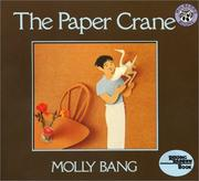 Cover of: The Paper Crane | Molly Bang
