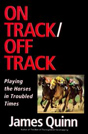 Cover of: On track/off track