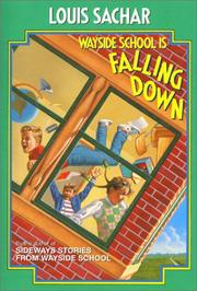 Cover of: Wayside School Is Falling Down