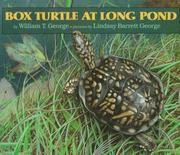 Cover of: Box Turtle at Long Pond | William T. George