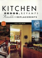 Cover of: Kitchen redos, revamps, remodels