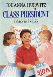 Cover of: Class president