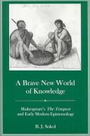 Cover of: A brave new world of knowledge