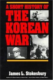 Cover of: Korean Short History | James L. Stokesbury