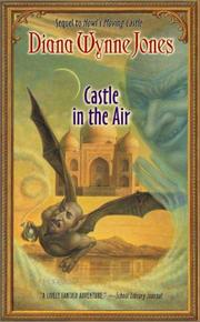 Cover of: Castle in the Air (Howl's Moving Castle #2)