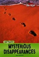 Cover of: Mysterious disappearances