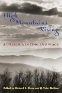 Cover of: High mountains rising
