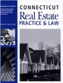 Cover of: Connecticut real estate practice & law | Katherine A. Pancak