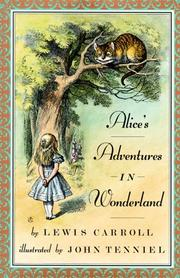 Cover of: Alice's adventures in Wonderland | Anne rice
