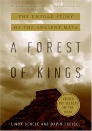 Cover of: A forest of kings | Linda Schele