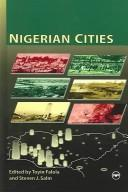 Cover of: Nigerian cities