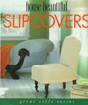 Cover of: House Beautiful Slipcovers (Great Style) | Sally Clark