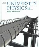 Cover of: Sears and Zemansky's university physics with modern physics