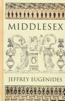 Cover of: Middlesex: A Novel