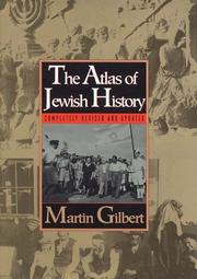 Cover of: The Atlas of Jewish History