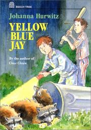 Cover of: Yellow blue Jay