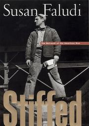 Cover of: Stiffed