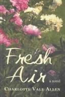 Cover of: Fresh air