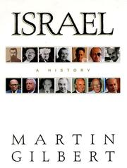 Cover of: Israel: a history
