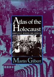 Cover of: Atlas of the Holocaust