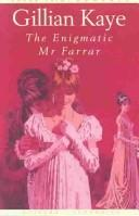 Cover of: The enigmatic Mr. Farrar