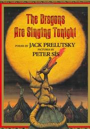 Cover of: The Dragons Are Singing Tonight