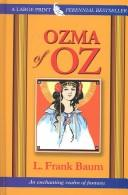 Cover of: Ozma of Oz