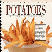 Cover of: All the best potatoes | Joie Warner