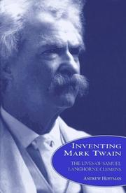Cover of: Inventing Mark Twain