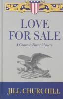 Cover of: Love for sale: a Grace & Favor mystery