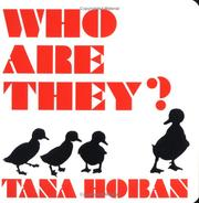 Cover of: Who are they?