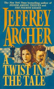 Cover of: A Twist in the Tale | Jeffrey Archer