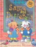 Cover of: Same and different | Mary Packard