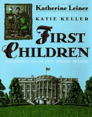 Cover of: First children