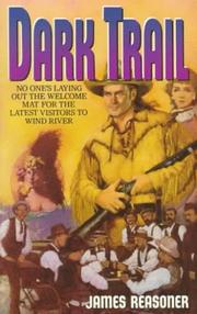 Cover of: Dark Trail (Wind River)