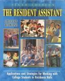 Cover of: The resident assistant