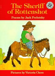 Cover of: The Sheriff of Rottenshot