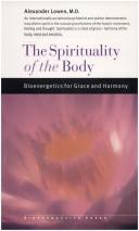 Cover of: The spirituality of the body